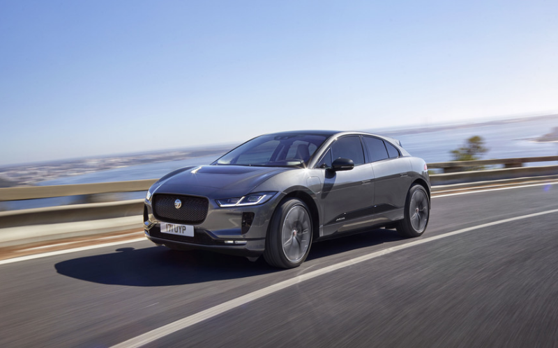 5 Reasons Why The Jaguar I-Pace Is Award-Winning
