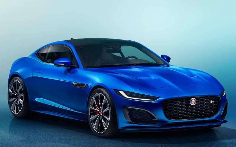 Introducing the all-new 2020 Jaguar F-Type: Powerful, Agile and Aerodynamic