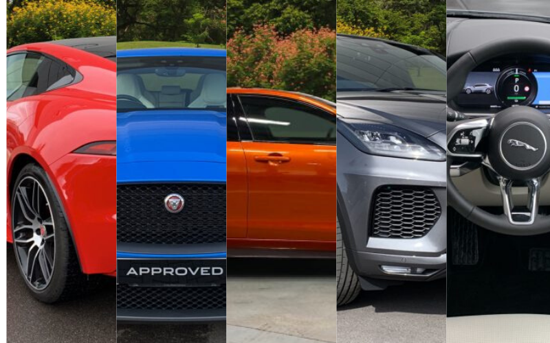 Our Top 5 Approved-Used Jaguars To Fall In Love With This Valentine's Day