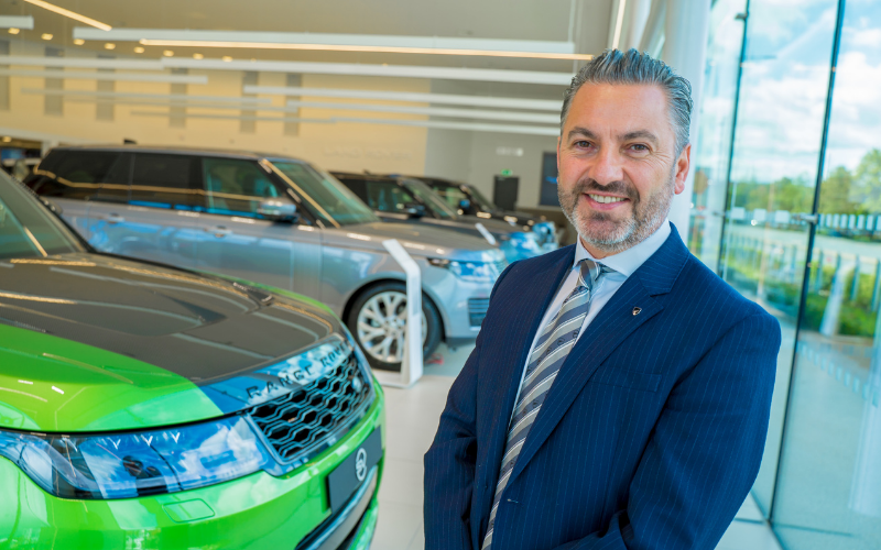 Major Investment Works Completed At Farnell Land Rover Bradford
