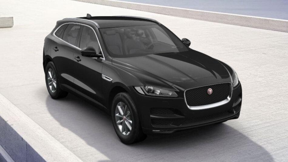 New Jaguar F-Pace 2.0 P250 R-Dynamic S 5dr Auto AWD Petrol ...