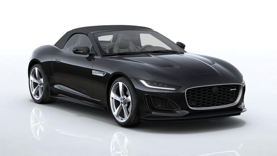 New Jaguar F-Type 5.0 P450 S/C V8 First Edition 2dr Auto ...